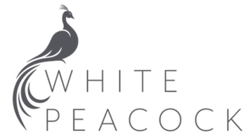 White Peacock logo
